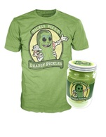 Other POP Items Pop Tees & Apparel Boxed Shirts NYCC Pickle Rick | Shirts & Jackets