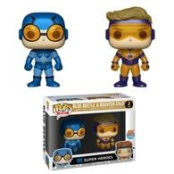Blue beetle and booster gold %25282 pack%2529 %2528metallic%2529 vinyl art toys b149843a aa9e 4851 bd5d ff6336e9551a medium