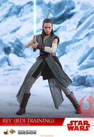 Rey (Jedi Training) | Action Figures