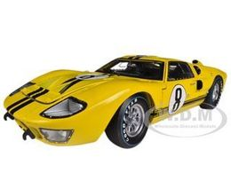 1966 Ford GT40 MKII | Model Racing Cars