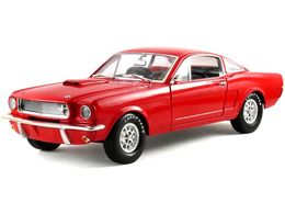 1966 Ford Shelby Mustang GT350 Fastback | Model Cars