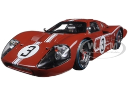 1967 Ford GT MK IV | Model Racing Cars