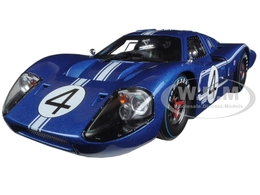1967 Ford GT MK IV, Le Mans Winner | Model Racing Cars
