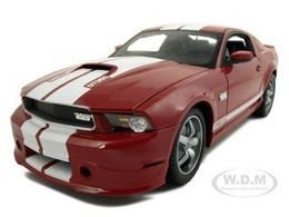 2011 Ford Mustang Shelby GT 350 | Model Cars