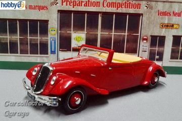 Citroën 22 CV Cabriolet | Model Cars