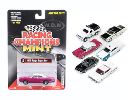 2017 Mint Release 1 Set A | Model Vehicle Sets