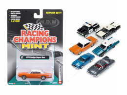 2017 Mint Release 1 Set B | Model Vehicle Sets