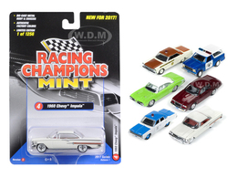 2017 Mint Release 1 Set D | Model Vehicle Sets