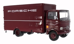 Mercedes LP 608 Koffer LKW | Model Trucks