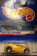 Hot wheels 1999 first editions chrysler pronto concept model cars 54da6d8f c153 43eb 9a6c 70f40f59c28c medium
