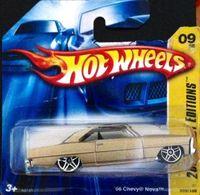 Hot wheels 2007 first editions chevrolet %252766 nova model cars 6a888535 acae 4477 83ff ff9ec1b5df83 medium