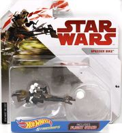 Speeder Bike | Model Spacecraft | Hot Wheels Star Wars Speeder Bike