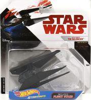 Kylo Ren's Tie Silencer | Model Spacecraft | Hot Wheels Kylo Ren's Tie Silencer