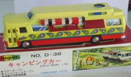 Mitsubishi Fuso Motor Home | Model Buses