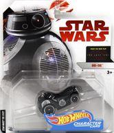 BB-9E   Model Cars   Hot Wheels Star Wars BB-9E