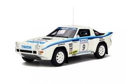 Mazda RX-7 Group B #9 | Model Racing Cars