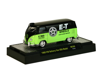 1960 VW Delivery Van USA Model | Model Trucks