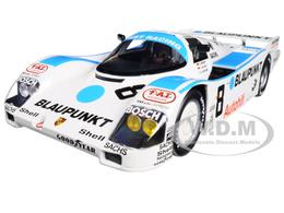 1988 Porsche 962 C #8 3rd Place LeMans | Model Racing Cars