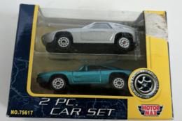 Motor Max 2 Pc. Car Set | Model Vehicle Sets