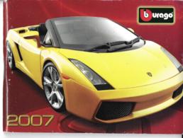 Bburago Catalog 2007 | Brochures & Catalogs