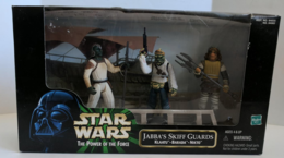 Star Wars Jabba's Skiff Guards | Action Figure Sets