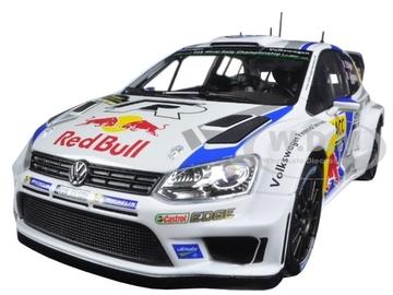 Volkswagen Polo R Wrc 1 Model Racing Cars Hobbydb