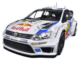 Volkswagen Polo R WRC #1 | Model Racing Cars