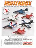 Die legendären Kunstflugstaffeln. | Print Ads