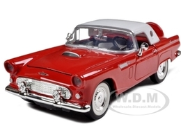 1956 Ford Thunderbird Soft Top | Model Cars