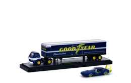 1969 Dodge L600 COE & 1969 Dodge Charger Daytona 440 | Model Vehicle Sets