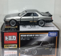 Nissan Skyline 2000 RS HT Turbo   Model Cars