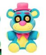 Freddy (Blue Blacklight) | Plush Toys