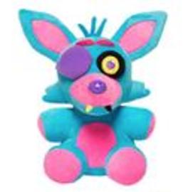Foxy (Blue Blacklight) | Plush Toys