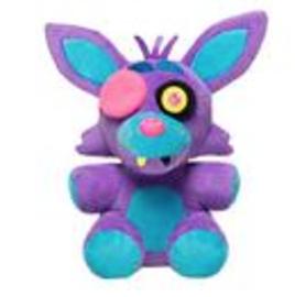 Foxy (Purple Blacklight) | Plush Toys