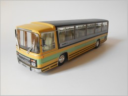 1969 Berliet Crusair 3 | Model Buses | photo: Maz W