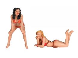 Fast Women Spokemodels    Figure & Toy Soldier Sets