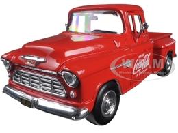 1955 Chevrolet Stepside Pickup with Cooler   Model Trucks