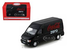 Ford Transit Coca Cola Zero   Model Trucks