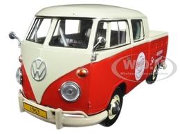 1963 Volkswagen T1 Pickup with Metal Vending Machine   Model Trucks
