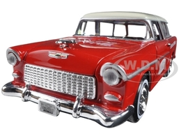 1955 Chevrolet Nomad with Bottles Cases and Handcart | Model Cars