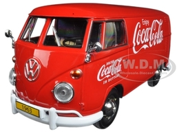 1963 Volkswagen T1 Cargo Van   Model Trucks