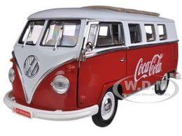 1962 Volkswagen Samba Bus   Model Trucks