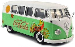 1959 Volkswagen Samba Bus   Model Trucks