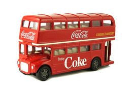 1960 Routemaster London Double Decker Bus | Model Buses