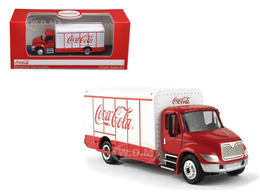 Coca Cola Beverage Truck   Model Trucks