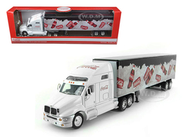 Coca Cola On Ice Tractor Trailer | Model Vehicle Sets