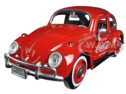 1966 Volkswagen Beetle With Rear Decklid Rack And 2 Bottle Cases | Model Cars