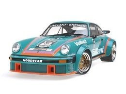 "Porsche 934 ""Vaillant"" - Bob Wollek - Team Kremer - DRM Norisring 1976 | Model Racing Cars"
