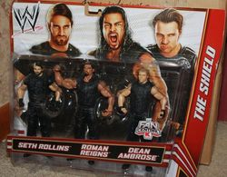 The Shield | Action Figure Sets | The Shield.