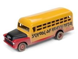 1956 School Bus (Demolition Derby) | Model Buses